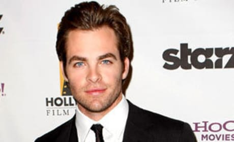 Chris Pine's Patriot Games