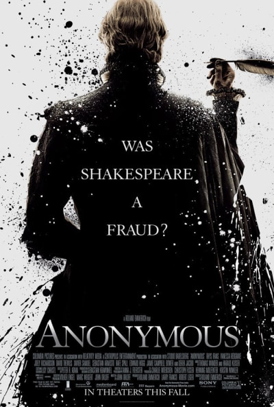 Anonymous Official Poster