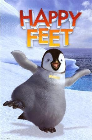Happy Feet Photo