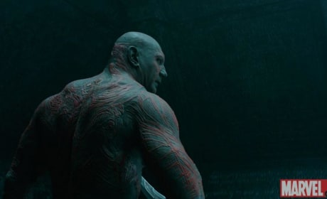 Dave Bautista Stars In Guardians of the Galaxy