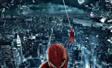The Amazing Spider-Man International Poster