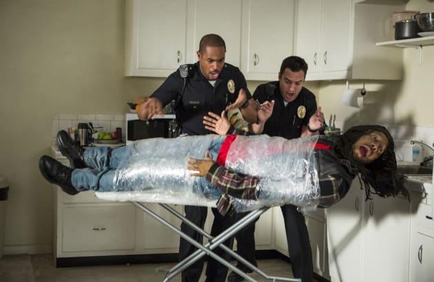 Damon & Jake Get Wrapped Up