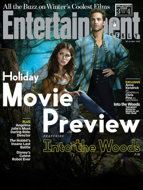 Anna Kendrick Covers EW