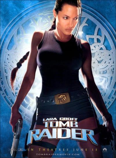 Lara Croft: Tomb Raider Poster