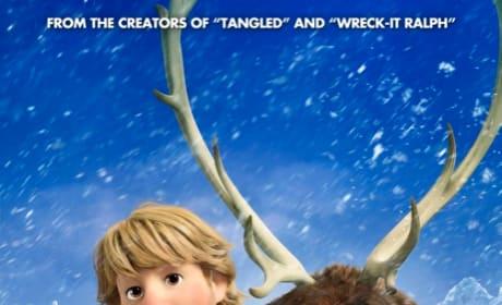Frozen Kristoff Poster