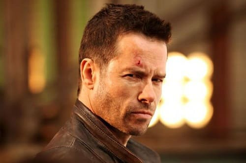 Guy Pearce Stars in Lockout
