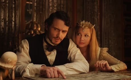 Oz The Great and Powerful Review: Before the Wizard