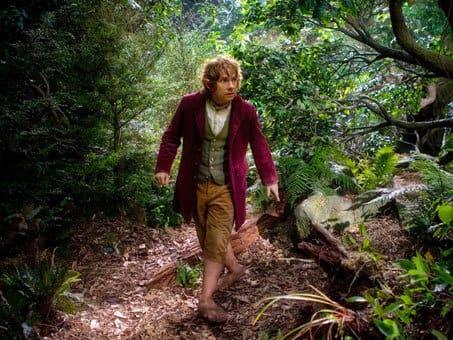 Martin Freeman Stars in The Hobbit
