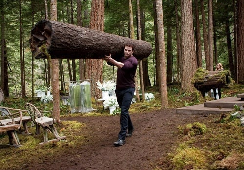 Kellan Lutz in The Twilight Saga: Breaking Dawn Part 1