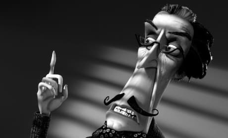 Frankenweenie: Martin Landau on Tim Burton Brilliance