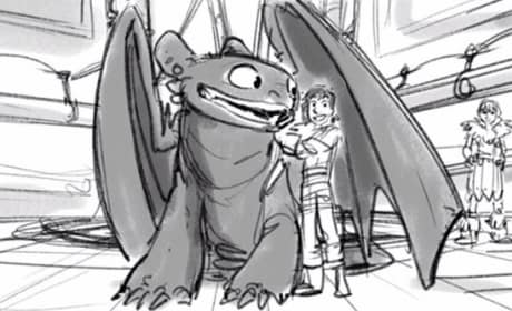 How to Train Your Dragon 2 Deleted Scene Still