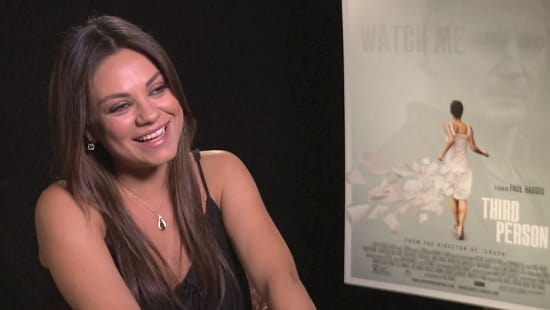 Mila Kunis Interview Pic