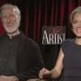 James Cromwell and Penelope Ann Miller in The Artist