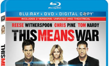 This Means War Blu-Ray Exclusive Giveaway: Second Shot at Love