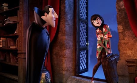 Hotel Transylvania Exclusive: Genndy Tartakovsky on Monster Family Film