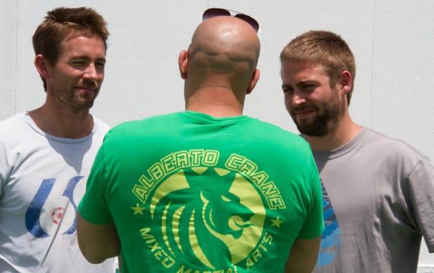 Fast and Furious 7 Vin Diesel Paul Walker's Brothers