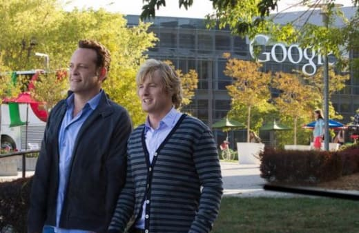 Vince Vaughn Owen Wilson Star in The Internship