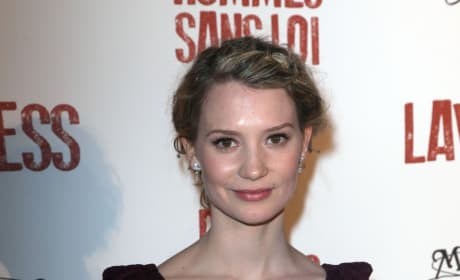Mia Wasikowska Will Not Play Johanna Mason in Catching Fire