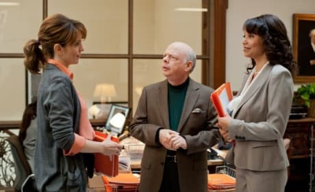 Tina Fey Wallace Shawn Admission