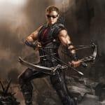 Hawkeye Avengers Concept Art