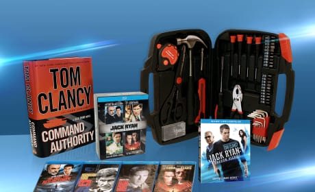 Jack Ryan Shadow Recruit Prize Pack