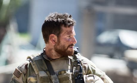 American Sniper Photos: Bradley Cooper & Clint Eastwood Go to War