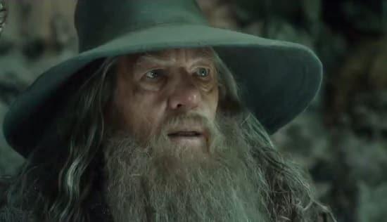 Ian McKellen The Hobbit: The Desolation of Smaug
