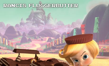 Rancis Fluggerbutter Wreck-It Ralph