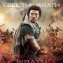 Wrath of the Titans Poster with Sam Worthington