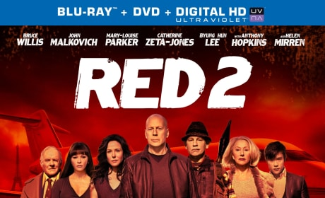 Red 2 DVD Review: Retired and Extremely Delightful