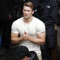 Chris Evans Bulked Up