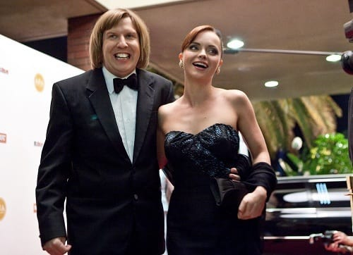 Nick Swardson and Christina Ricci in Bucky Larson: Born to be a Star