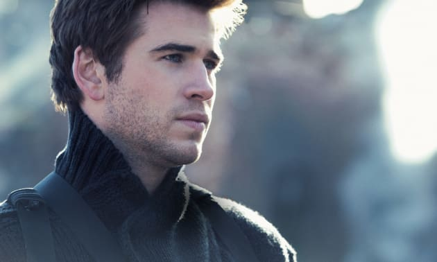 Mockingjay Part 1 Liam Hemsworth