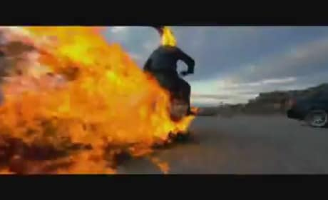 Behind the Scenes of Ghost Rider: Spirit of Vengeance