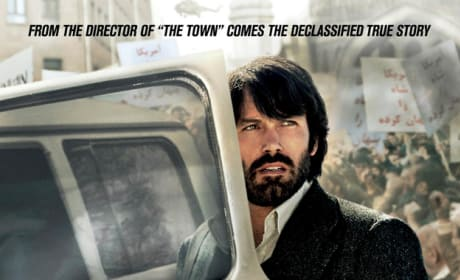 Argo Character Posters Debut: The Mission Was a Movie