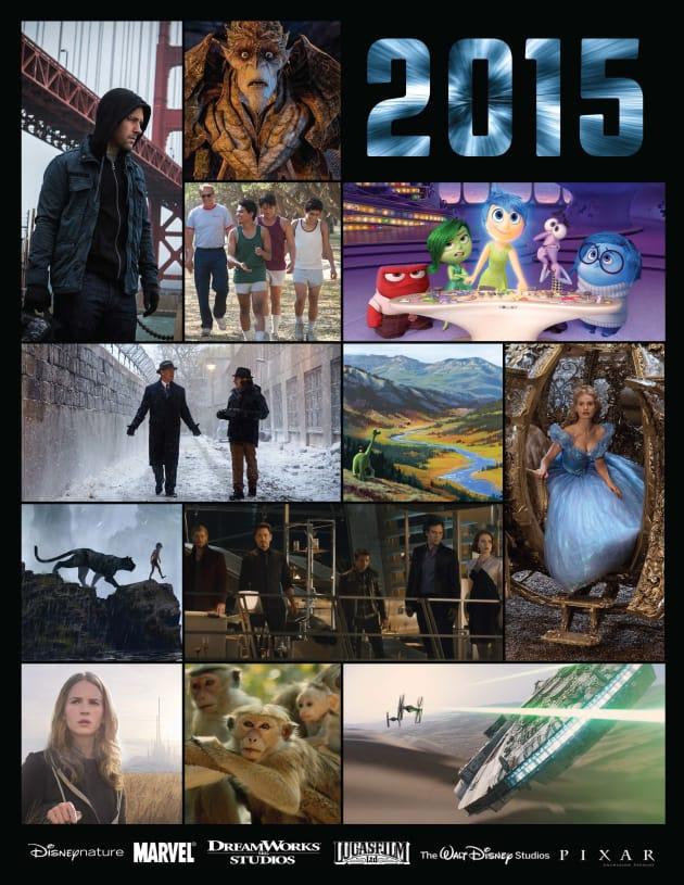 Disney 2015 Preview Photo