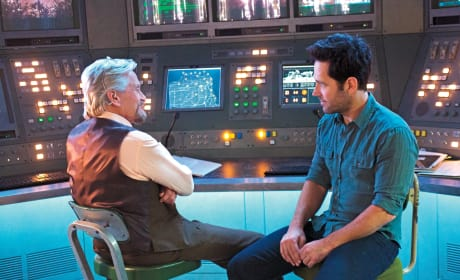 Ant-Man Michael Douglas Paul Rudd