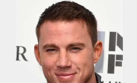Channing Tatum Red Carpet Photo