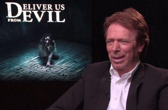 Jerry Bruckheimer Interview Photo