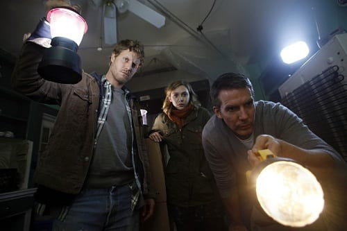 The Cast of Silent House