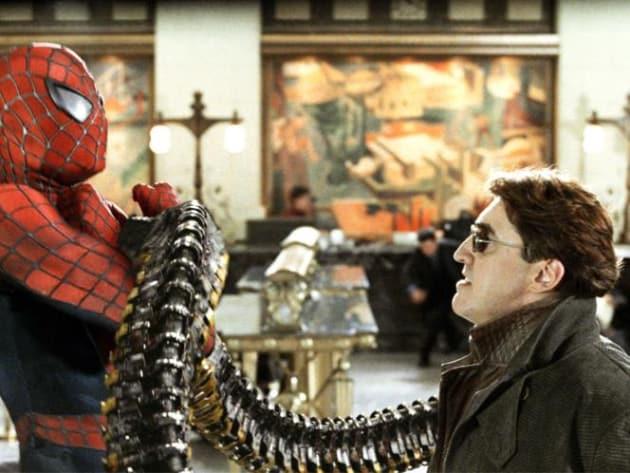 Spider-Man 2 Alfred Molina