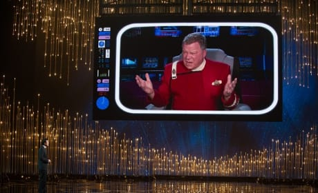 William Shatner Oscars