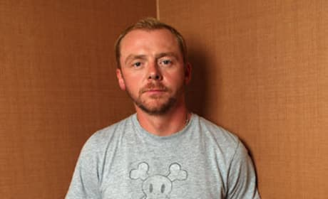 Simon Pegg Knows How to Lose Friends & Alienate People