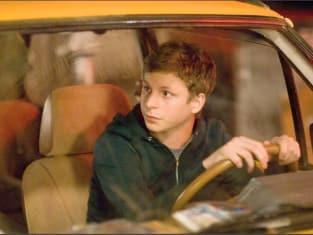 Nick Behind the wheel