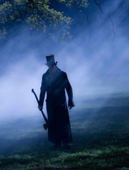 Abraham Lincoln: Vampire Hunter Still
