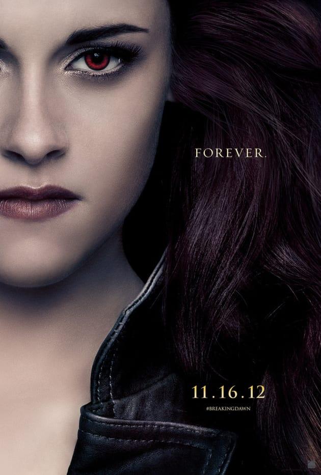 Breaking Dawn Part 2 Character Poster: Bella