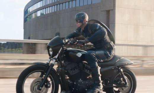 Captain America: The Winter Soldier Still