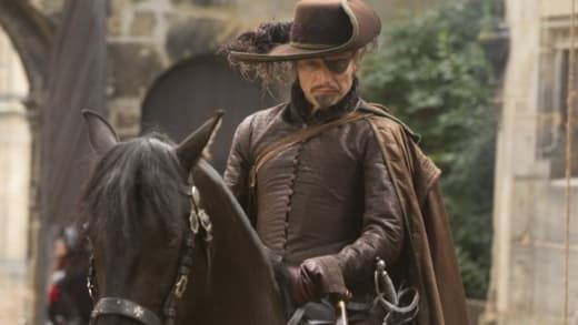 Mads Mikkelsen in the Three Musketeers
