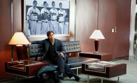 Brad Pitt stars as Billy Beane