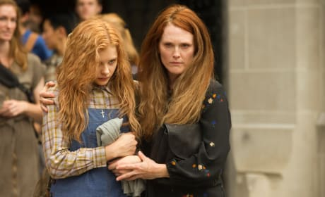 "Carrie: Julianne Moore on Stephen King as ""Humanist"""